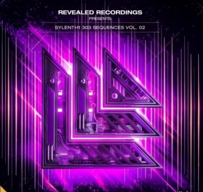 Revealed Recordings Revealed Sylenth1 303 Sequences Vol.2 [Synth Presets]