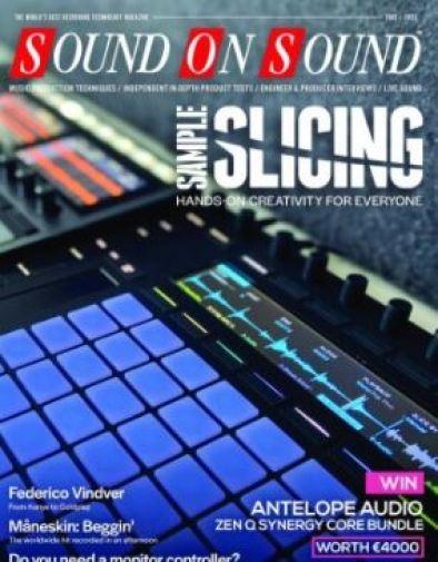 Sound On Sound October 2021 (UK & USA Edition)