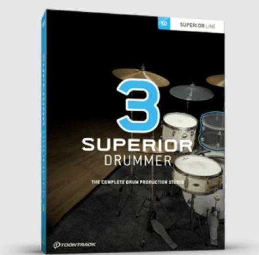 Toontrack Superior Drummer 3 v3.2.5 CE [WiN, MacOSX]