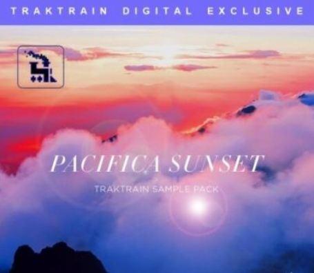 TrakTrain Pacifica Sunset Sample Pack [WAV]