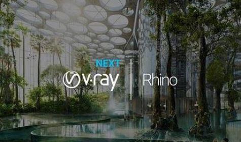 V-Ray 5.10.04 for Rhinoceros