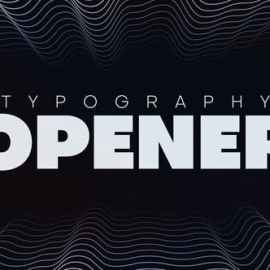 Videohive Typography Promo 33002518 Free Download