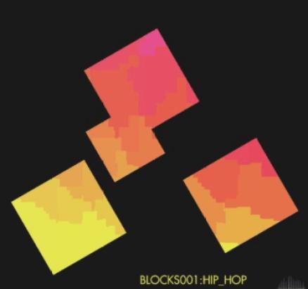 Xelon Digital Blocks 001 Hip-Hop