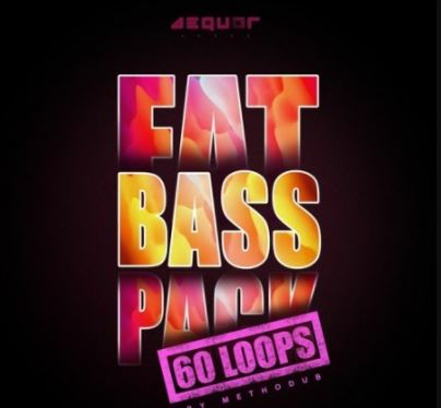 Aequor Sound Fat Bass Pack [WAV]