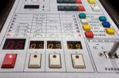 Altiverb 7.28 IR 252 Digital Reverberation System