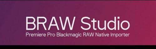 Autokroma BRAW Studio v2.3 for Premiere & Media Encoder