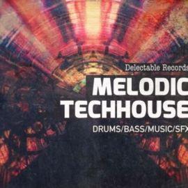 Delectable Records Melodic TechHouse 01 [MULTiFORMAT] (Premium)