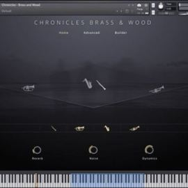 Evolution Series Chronicles: Brass and Wood v1.0 [KONTAKT] (Premium)