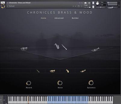 Evolution Series Chronicles Brass and Wood v1.0 [KONTAKT]