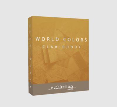Evolution Series World Colors Clar Duduk v2.0 [KONTAKT]