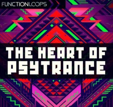 Function Loops The Heart Of Psytrance [WAV, MiDi]