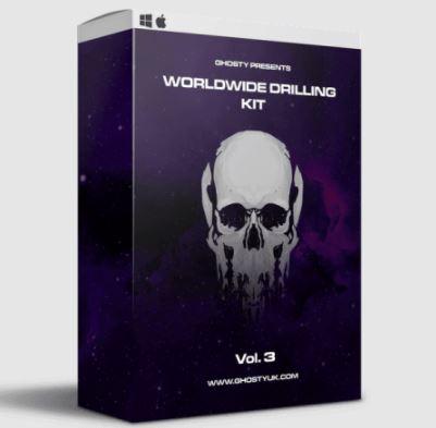 Ghosty World Wide Drilling Kit Vol.3 [WAV]