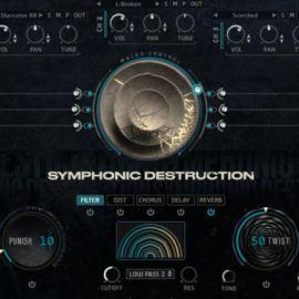 Heavyocity Symphonic Destruction KONTAKT (Premium)