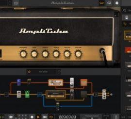 IK Multimedia AmpliTube 5 MAX v5.2.0B [MacOSX] (Premium)
