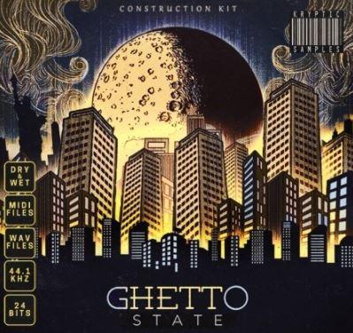 Kryptic Samples Ghetto State [WAV, MiDi]