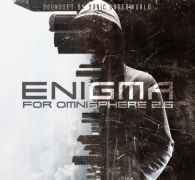 Luftrum Enigma for Omnisphere 2.6 [Synth Presets]