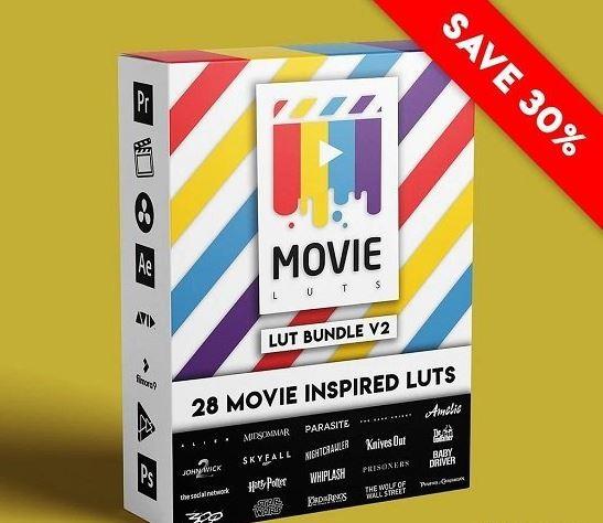 Movie LUTs Bundle V2