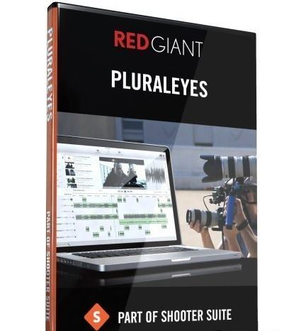 Red Giant PluralEyes 4.1.11