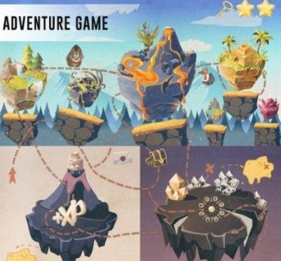 SFXtools Adventure Game [WAV]