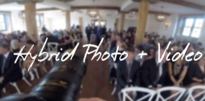 Taylor Jackson - Hybrid Photo + Video Coverage at Weddings