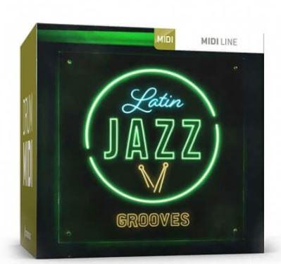 Toontrack Latin Jazz Grooves [MiDi] [WiN]