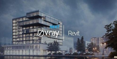V-Ray Advanced 5.10.04 for Revit 2018-2021