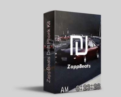 ZappBeats Drift Phonk Kit [WAV]