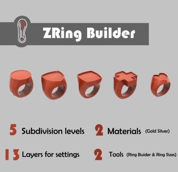 Zbrush Rng Builder