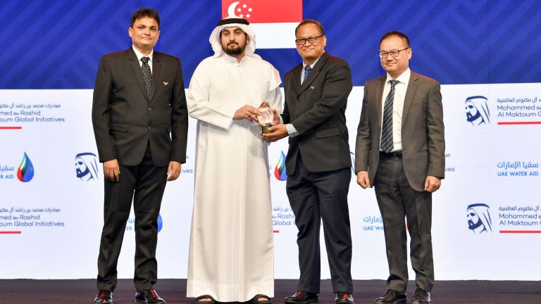 Dubai's Water Award Attracts More Countries