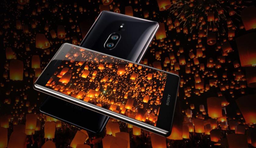 Sony Xperia XZ2 Premium レビュー
