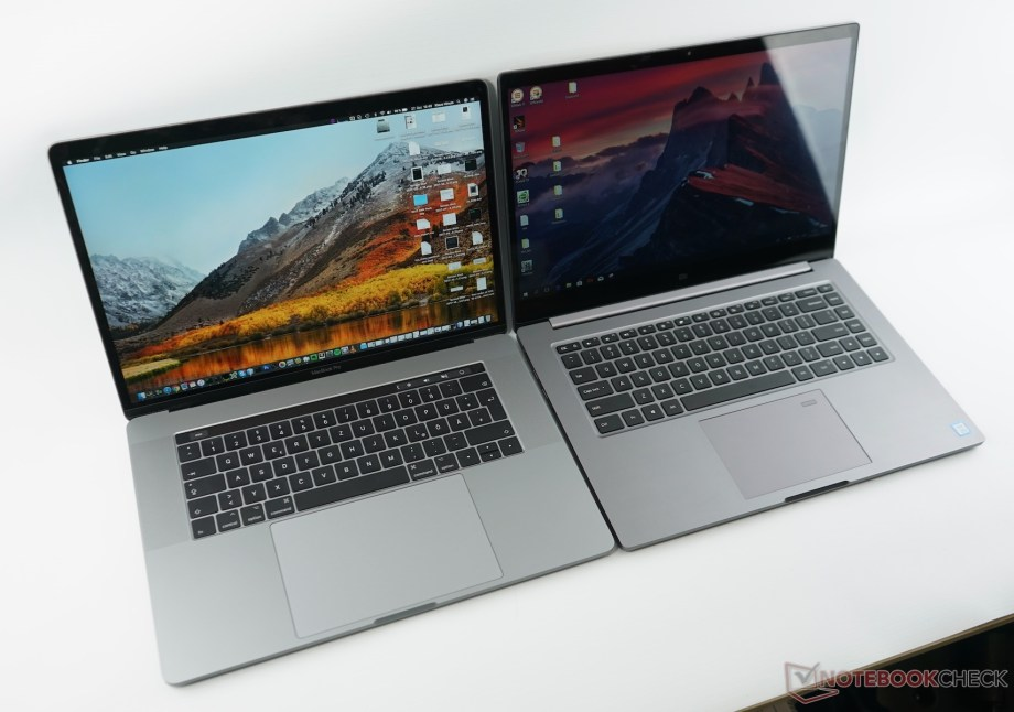 Xiaomi Mi Notebook proのスペックとハードウェア構成