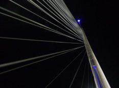 Pont au dessus du Save à Belgrade