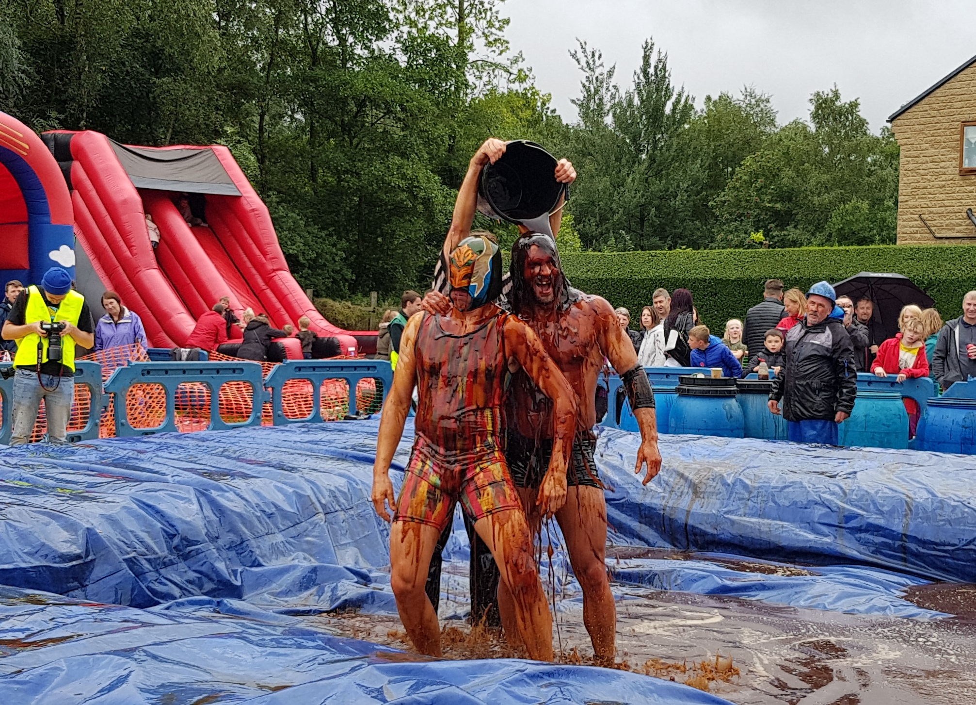 Gallery World Gravy Wrestling