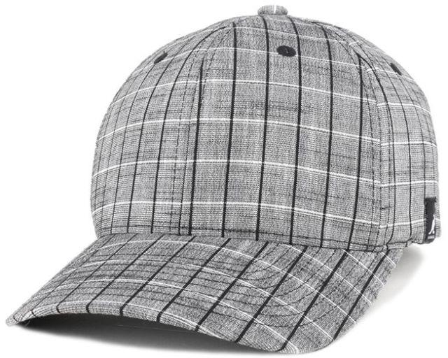0974e7968 Kangol Men's Plaid Flexfit Baseball Cap