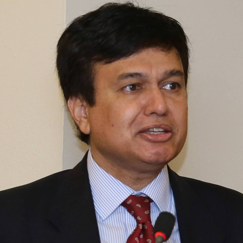 Prof. Zaheer appointed in WHO expert advisory group on blood safety
