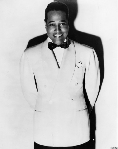 NEW YORK - CIRCA 1928: Band leader Duke Ellington poses for a portrait in circa 1928 in New York City, New York. (Photo by Michael Ochs Archives/Getty Images)