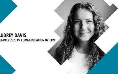 Summer 2020 Intern: Audrey Davis
