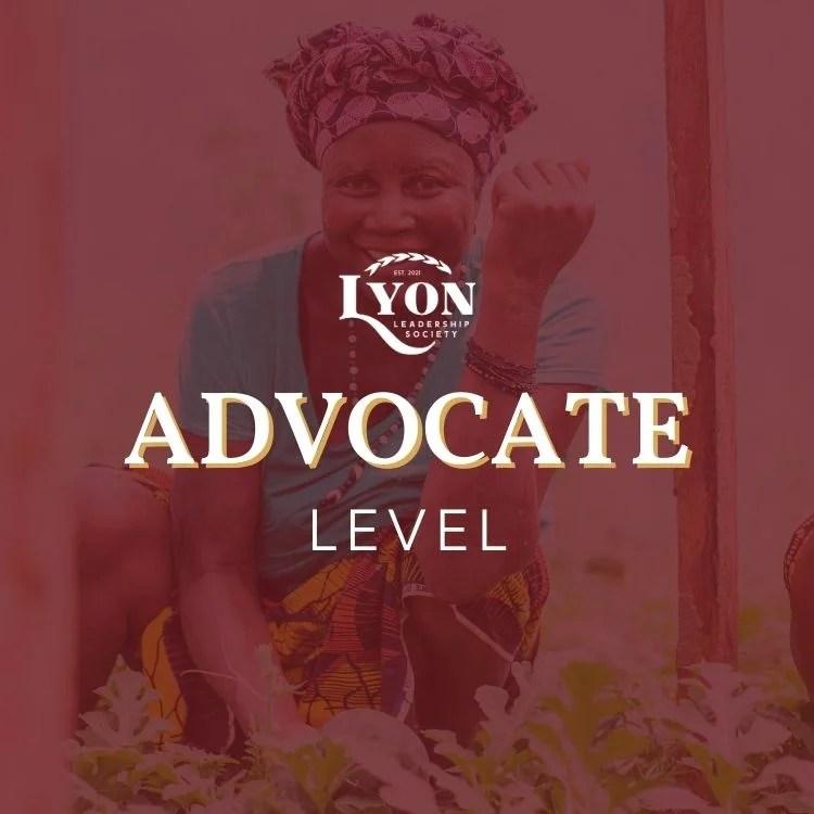 Advocate Level