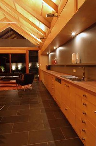 Galley Kitchen Extension Ideas