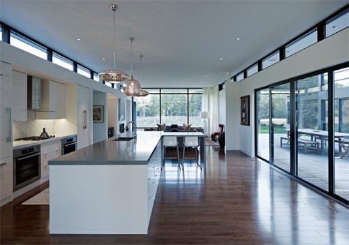 Design Large Modern Kitchen