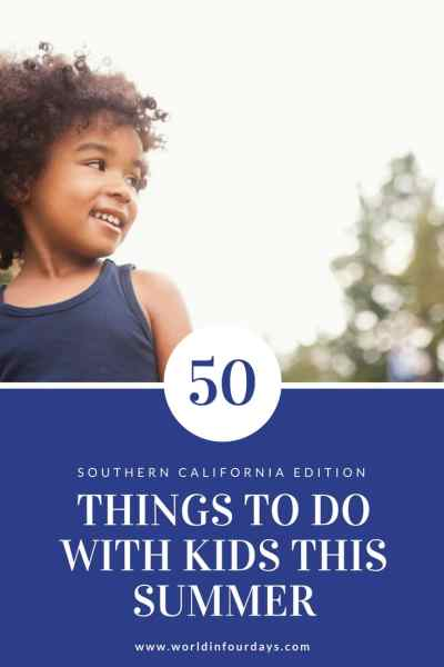 Places To See In Southern California