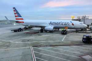 American Airlines - Houston TX