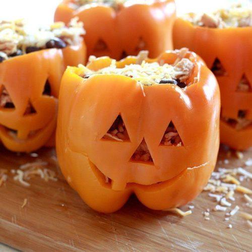 Halloween Meals for Kids