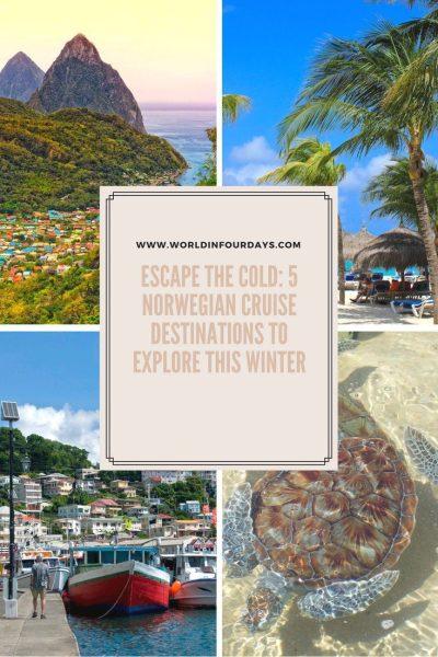 Winter Norwegian Cruise