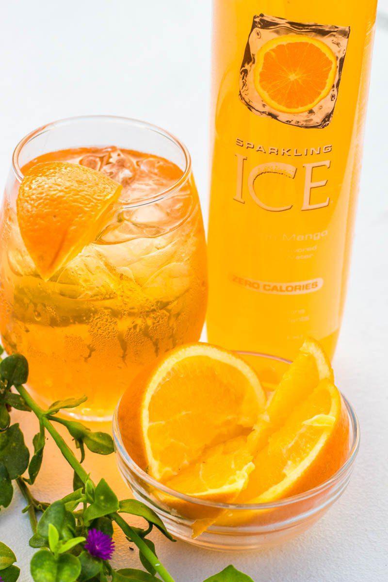 sparkling ice cocktails