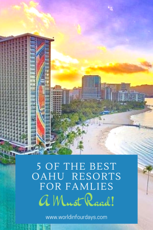 Oahu is not just for honeymoons. From kid-friendly restaurants to fun things to do your kids will never get bored. Start your adventure in Hawaii with a hotel from our list of Best Oahu Family Resorts.