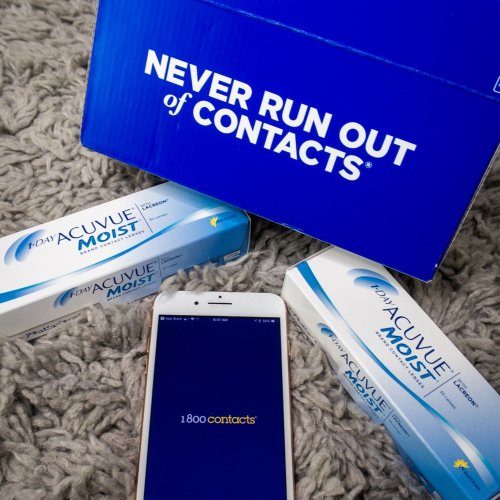Online Contact Lens Exam? Yep, There's an App For That!