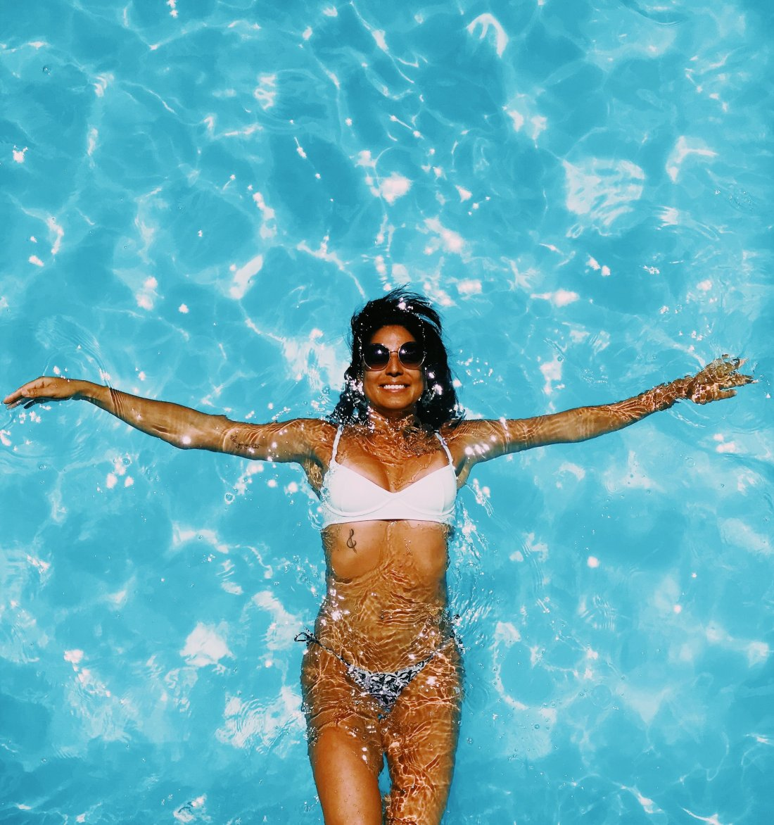 Don't let pool water damage your hair this summer, Read these helpful tips on How to Beat Chlorine Damage to Your Skin and Hair.