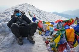 2014-08-03 08-23-48 Ladakh Stok Kangri 6000m