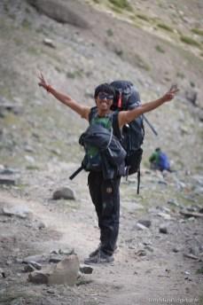 2014-08-04 09-42-19 Ladakh Stok Kangri 6000m
